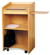 Lectern for Small Business Programs